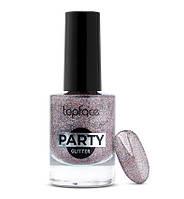 TopFace Лак для нігтів Party Glitter PT106 №106