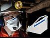 Респиратор 3М K112 FFP2 с клапаном выдоха, белый, фото 5