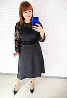 Платье женское 533лл батал