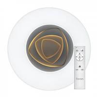 Потолочный светодиодный светильник Feron AL5600 ROSE 80W с пультом ДУ 5600Lm