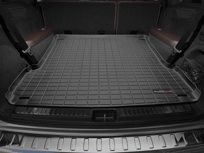 Ковер резиновый WeatherTech MB GL 2013-2015  в багажник черный