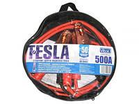 Провода прикуривателя  500 А ПП-30551 3м в чехле Pulso (до -50°С)