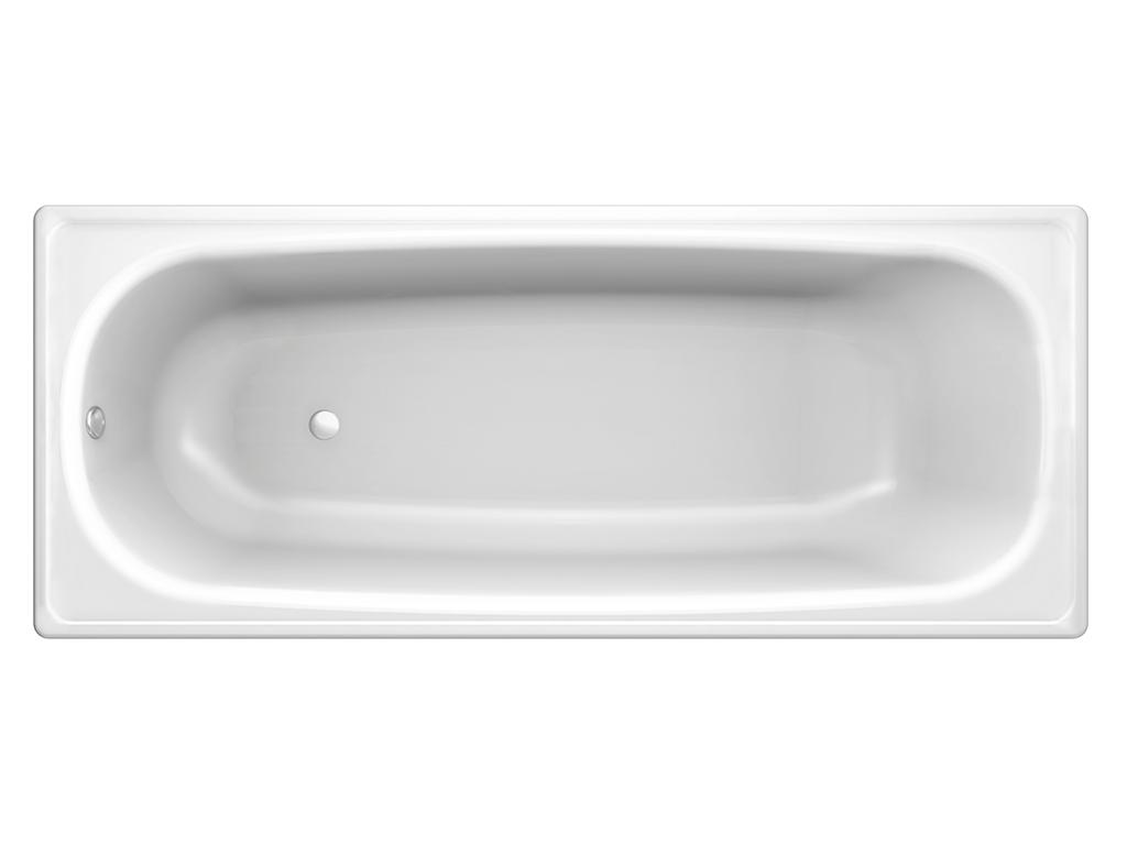 Ванная пристенная Koller Pool стальная 2,5 мм