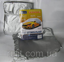 Тент на машину HC-11106 XXXL хэтчбек/серый/Polyester 457х165х125см