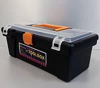 """Ящик для інструменту 12"""" 305*155*118мм LTL13019 пластик, фото 1"""