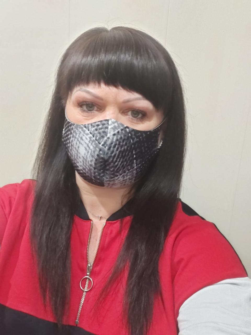 Маска, защитная маска для лица