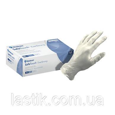 Вінілові рукавички без пудри ( М )