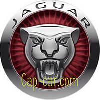 3D Наклейки для дисків Jaguar 65мм