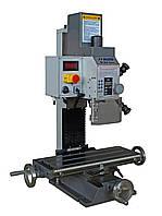 Свердлильно-фрезерний верстат FDB Maschinen BF20Х Vario (1,1 кВт), фото 1