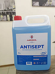 Антисептик для дезинфекции ANTISEPT AZMOL 5л