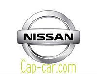 3D Наклейки для дисків Nissan 65мм ( Ніссан )