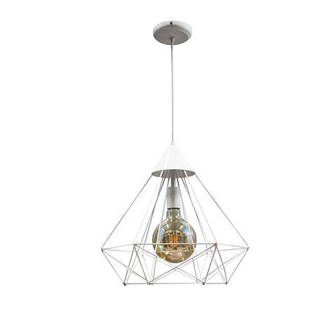 Светильник подвесной в стиле лофт NL 0541 W MSK Electric, фото 2