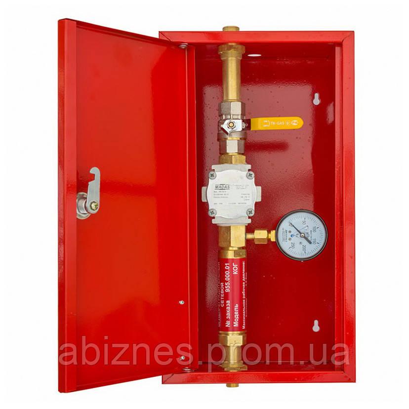 Пост газоразборный горючего газа ПГУ-25-3 ДМ