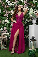 Стильное нарядное платье, красивое платье, торжественное платье