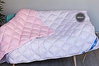 Одеяло евро ОДА 200х220 см.   Тепла ковдра, наповнювач холлофайбер   Одеяло стёганное теплое ODA