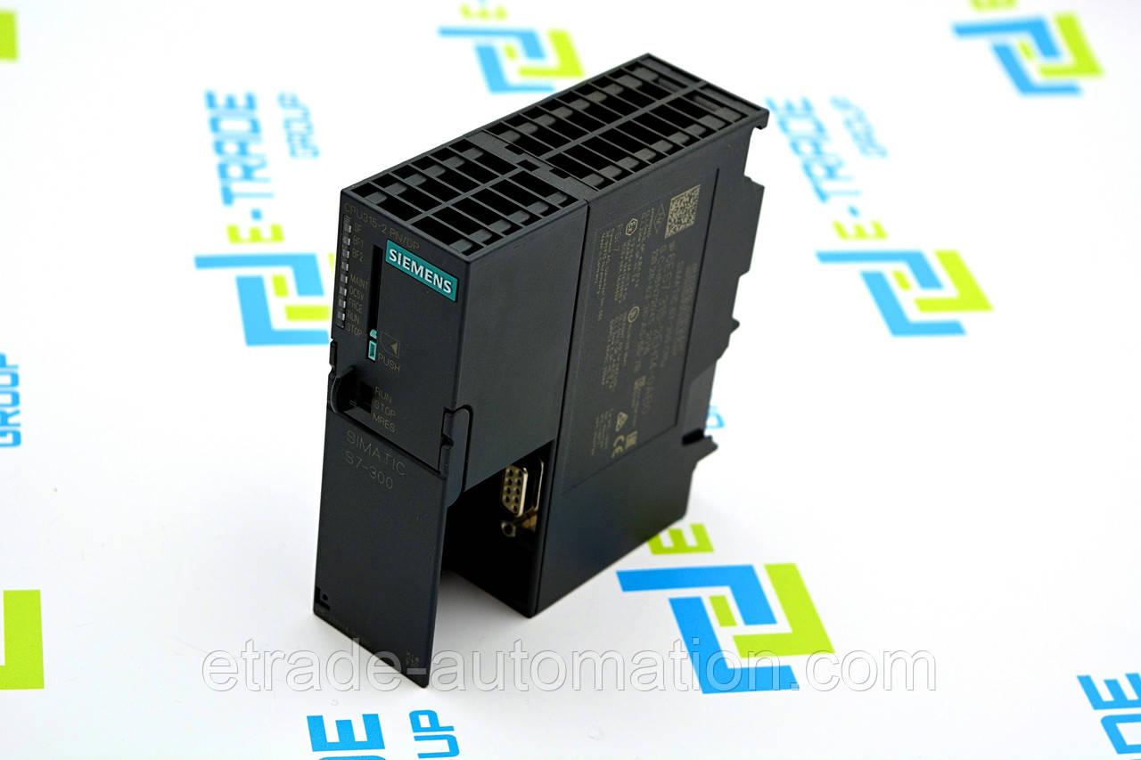 Контролер Siemens 6ES7315-2EH14-0AB0