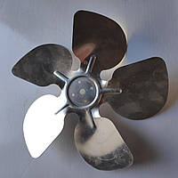 Крыльчатка алюминиевая всасывающая 28°