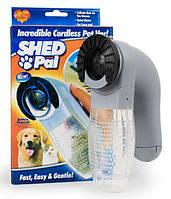 Машинка для вычесывания шерсти у собак и кошек Shed Pal, фото 1