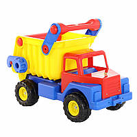 Машинка ГИГАНТ самосвал каталка для малышей  №1 Wader  Polesie ( 37909)