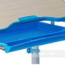 Комплект парта + стул трансформеры Vivo Blue FUNDESK, фото 3