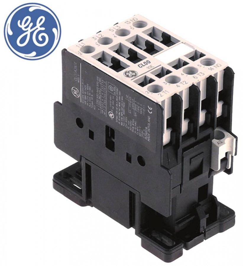 Контактор силовой CL00A310T (LS4K 10A) 25А 230 В перем. тока (AC3/400V) 9A/4кВт