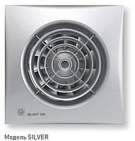Витяжний вентилятор Soler&Palau Silent 100 CZ Silver