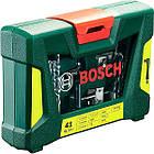 Набор сверл, бит Bosch V-Line-41 2607017316 комплект, фото 2