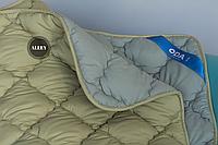 Одеяло евро ОДА 200х220 см. | Тепла ковдра, наповнювач холлофайбер | Одеяло стёганное теплое ODA