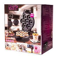 Аппарат для приготовления 2в1 пончиков и печенья DSP KC1103 600Вт, фото 1