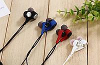 Наушники вакуумные с микрофоном SERTEC ST-507 BLUE, фото 1