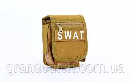 Сумка на пояс Койот RT-SWAT