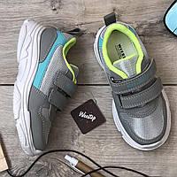 Детские стильные кроссовки WeeStep 26-29 размер (дитячі кросівки)