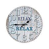 Часы настенные МДФ 34 см, фото 3