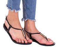 Летние силиконовые босоножки сандали