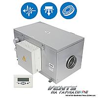 Вентс ВПА 125-2,4-1. Приточная установка электрическим нагревателем