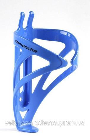 Флягодержатель CSC Flex, синий, фото 2