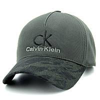 Кепка мужская Calvin Klein M482 Бейсболка. Зеленая