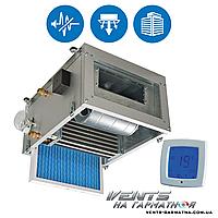 Вентс МПА 2500 В. Приточная установка с водяным теплообменником