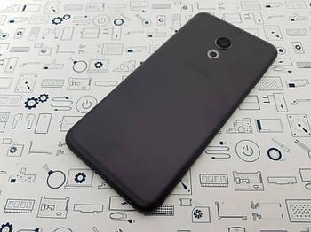 Задняя крышка Meizu Pro 6 черный Сервисный оригинал с разборки