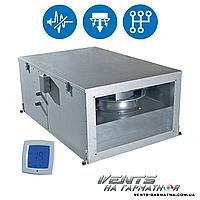Вентс ПА 04 В3. Приточная установка с водяным теплообменником