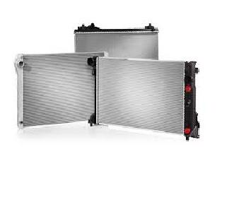 Радиатор охлаждения двигателя BMW 57-Series E39/E38 94- (пр-во NRF). 55321
