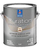 КРАСКА DURATION EXTERIOR FLAT (Глубокоматовая), Sherwin Williams (3,78 л)