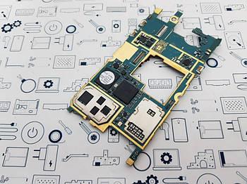 Материнская плата Samsung S4 Mini i9192 16Gb оригинал с разборки (100% рабочая)