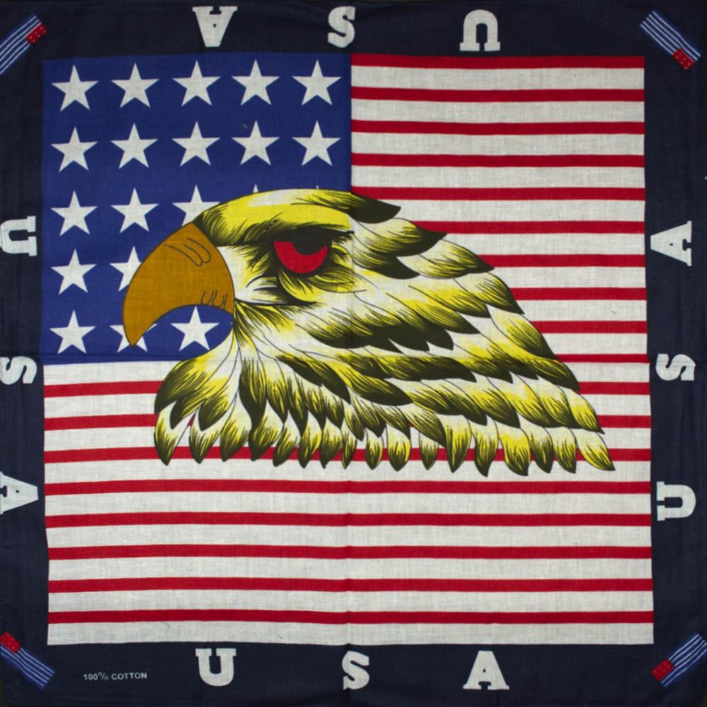 Бандана BAN-209 USA Eagle