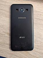 Задняя панель телефона Samsung Duos, оригинал, б/у, часть с разборки