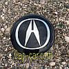 3D наклейка для дисков Acura. 65мм ( Акура )