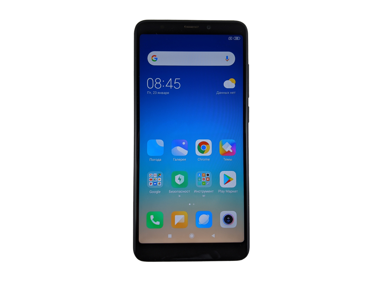 Xiaomi Redmi Note 5 3/32GB Black Grade C Б/У