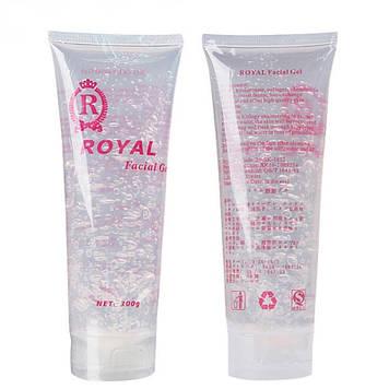 Aппаратный Термаж Гель Royal Facial Gel White проводник для Mикротоковой Tерапии 300 ml