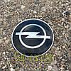 3D наклейка для дисков Opel. 65мм ( Опель )
