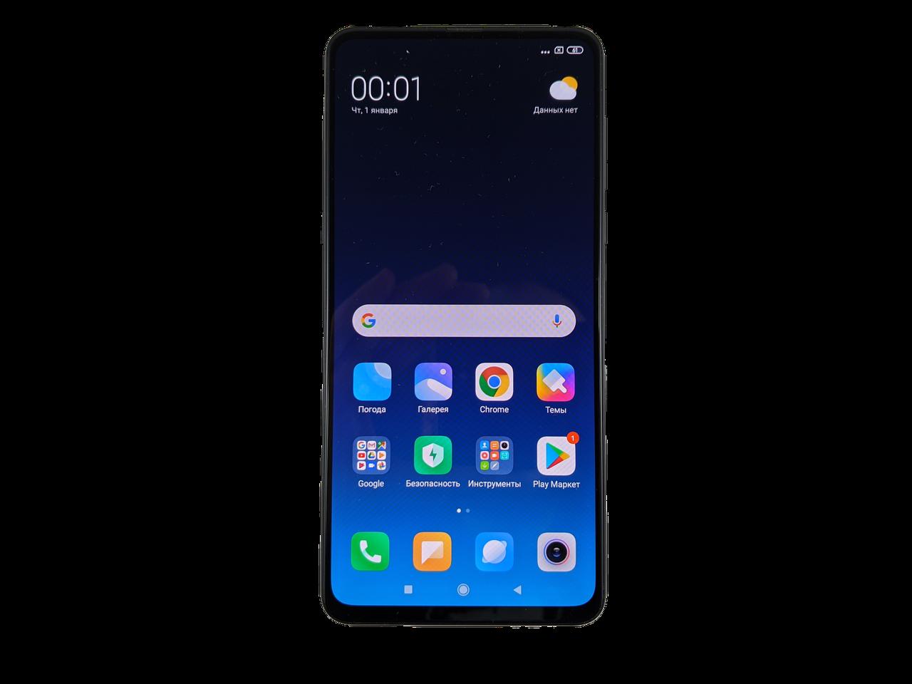 Xiaomi Mi Mix 3 6/128GB Onyx Black Grade B1 Б/У